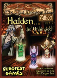 The Red Dragon Inn - Halden the Unhinged