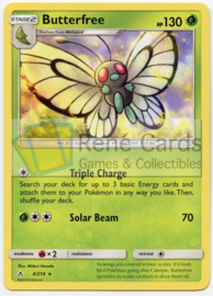 Butterfree - S&M UnbrBo - 4/214