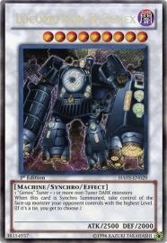 Locomotion R-Genex - 1st. Edition - HA03-EN029