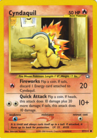 Cyndaquil - Unlimited - NeoGen - 57/111