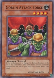 Goblin Attack Force - 1st Edition - 5DS2-EN008
