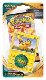 Pokemon - S&S - Darkness Ablaze - Checklane Blister Pikachu