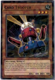 Card Trooper - 1st Edition - BP03-EN026 - SF