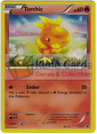 Torchic - XY37 - Promo - Hoenn Collection