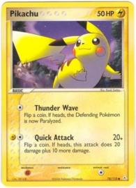 Pikachu- HolPha - 78/110