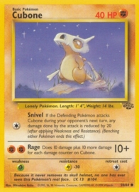 Cubone - Unlimited - Jung - 50/64