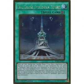 The Grand Spellbook Tower - 1st Edition - PGL2-EN057