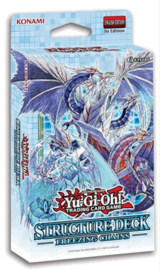 Yu-Gi-Oh - Freezing Chains - Structure Deck - 1st. Edition