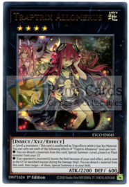 Traptrix Allomerus - 1st. Edition - ETCO-EN045