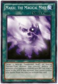 Makiu, the Magical Mist - 1st. Edition - LCYW-EN087