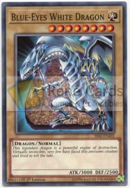 Blue-Eyes White Dragon - 1st Edition - SS02-ENA01