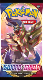 Pokemon - Sword & Shield - Booster Pack - Zamazenta