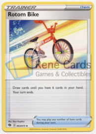 Rotom Bike - Champion's Path - 063/073