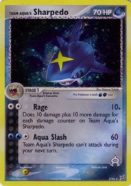 Team Aqua's Sharpedo - MagAqu - 5/95