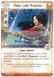 Chikai Order Protector - The Fires Within - Nr. 48