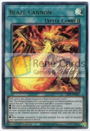 Blaze Cannon - Unlimited - LED7-EN005