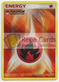 Pokemon Organized Play - Fire Energy (7)