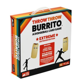 Throw Throw Burrito Outdoor