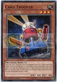 Card Trooper - 1st Edition - SR02-EN023