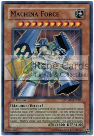 Machina Force - 1st Edition - SDMM-EN009
