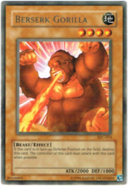 Berserk Gorilla - Unlimited - IOC-013