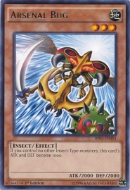 Arsenal Bug - 1st Edition - BP03-EN004