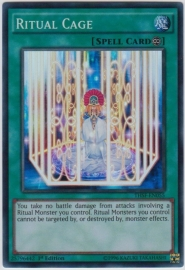 Ritual Cage - 1st Edition - THSF-EN055