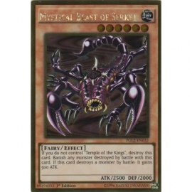Mystical Beast of Serket - 1st Edition - PGL2-EN032