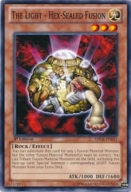 The Light - Hex-Sealed Fusion - 1st Edition - SDCR-EN017