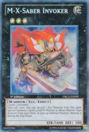 M-X-Saber Invoker - Unlimited - ORCS-EN099