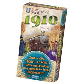 Ticket to Ride - U.S.A. 1910