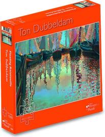 Ton Dubbeldam - Floating Ratatouille (1000)