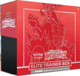 Pokemon - Battle Styles -  Elite Trainer Box - Urshifu - Single Strike