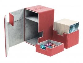 Flip´n´Tray Deck Case 100+ - Standard Size - XenoSkin - Red