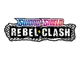 Sword & Shield - Rebel Clash - Sealed Products
