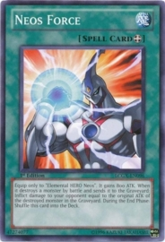 Neos Force - Unlimited - LCGX-EN096
