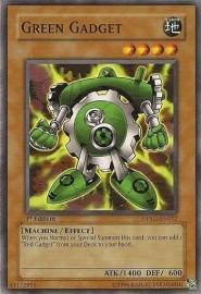 Green Gadget - Unlimited - DPYG-EN012