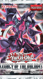 Zexal - Legacy of the Valiant - 1st. Edition