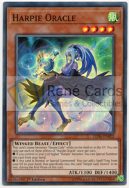 Harpie Oracle - 1st. Edition - LED4-EN002