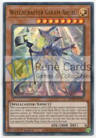 Witchcrafter Golem Aruru - 1st. edition - MP20-EN113