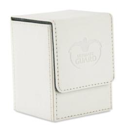 Flip Deck Case 100+ -  Xenoskin - Standard Size - White