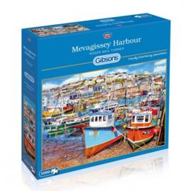 Mevagissy Harbour (1000)