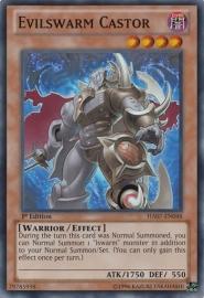 Evilswarm Castor - Unlimited - HA07-EN048