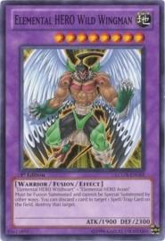 Elemental HERO Wild Wingman - Unlimited - LCGX-EN055