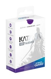 Katana Sleeves - Standard Size - Purple