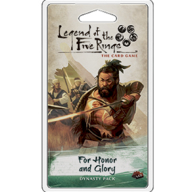 Legend of the Five Rings - The Card Game - For Honor and Glory