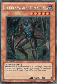 Steelswarm Mantis - 1st Edition - HA05-EN047