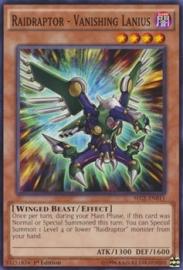 Raidraptor - Vanishing Lanius - Unlimited - SECE-EN011