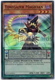 Timegazer Magician - 1st. Edition - PEVO-EN012