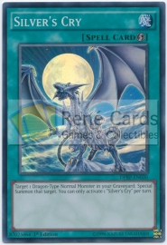 Silver's Cry - 1st. Edition - DPRP-EN030